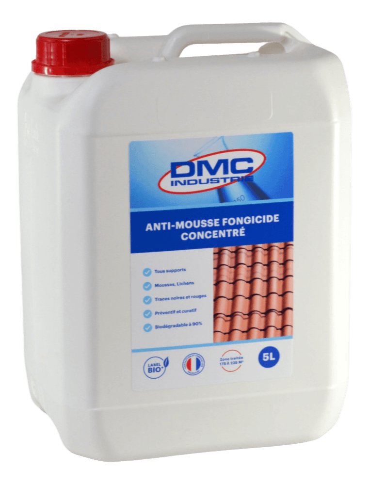 DMC INDUSTRIE Antimousse fongicide concentré