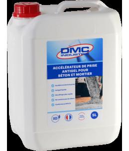 DMC INDUSTRIE Accélérateur de prise antigel pour béton et mortier