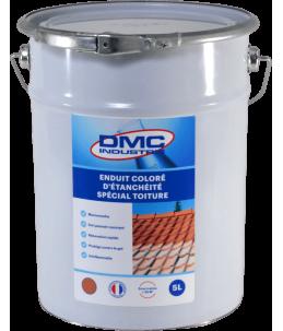 DMC INDUSTRIE Enduit coloré d'étanchéité élastique toitures 5L