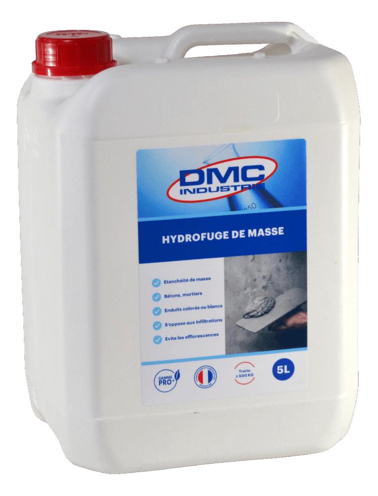 DMC INDUSTRIE Hydrofuge de masse pour béton et mortier