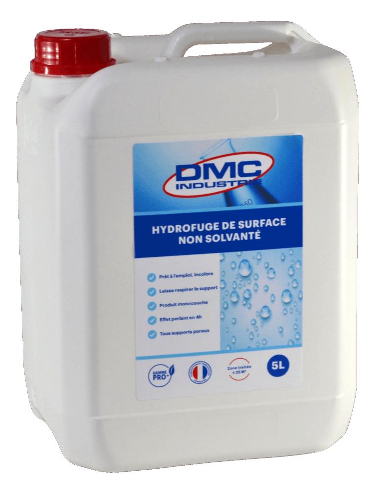 DMC INDUSTRIE Hydrofuge de surface non solvanté