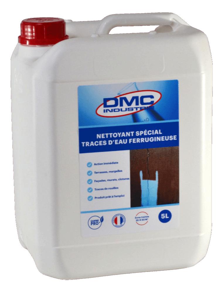 DMC INDUSTRIE Nettoyant traces d'eau ferrugineuse