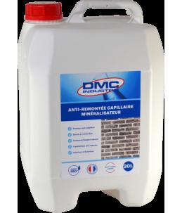 DMC INDUSTRIE Anti remonté capillaire - minéralisateur