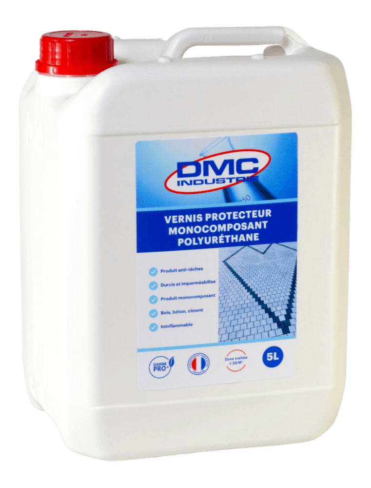 DMC INDUSTRIE Vernis de Protection de Surface