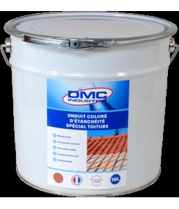 DMC INDUSTRIE Enduit coloré d'étanchéité élastique toitures 16L